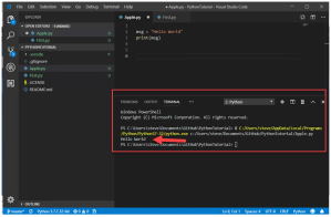 Setup VSCode for Python and GitHub