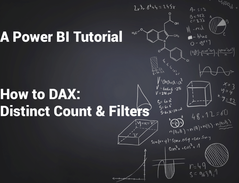 Power BI Tutorial – How to DAX: Distinct Count and Filters – How many Open Cases do I Have Today?