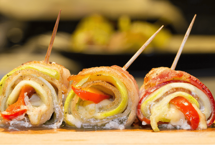antipasto roll up