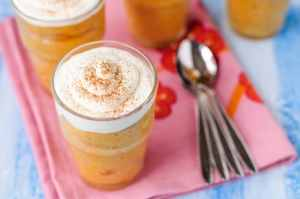 Low Carb Pumpkin Pie Pudding