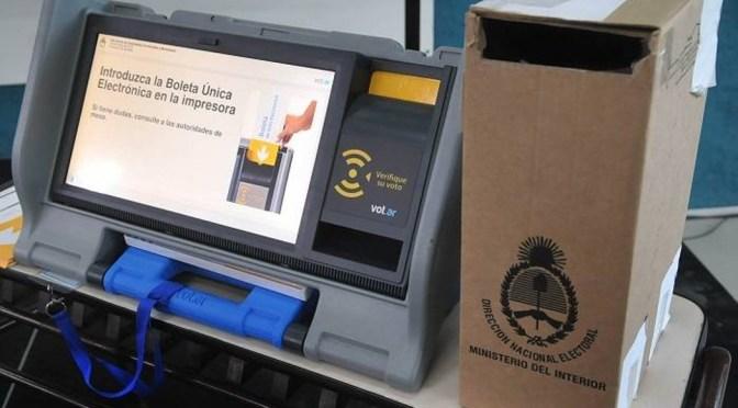 Mendoza sin dinero, las elecciones en Godoy Cruz serán sin voto electrónico
