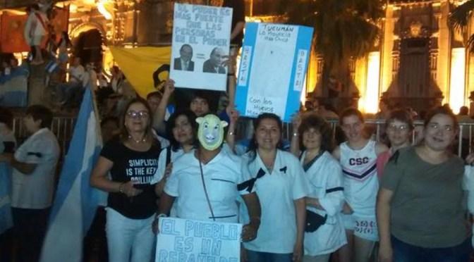 Tucumanazo: séptima jornada de protestas