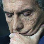 Macri atravesando su peor momento político