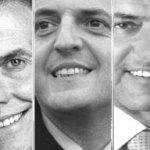 El 25% de indecisos define este domingo si gana Massa, Macri o Scioli