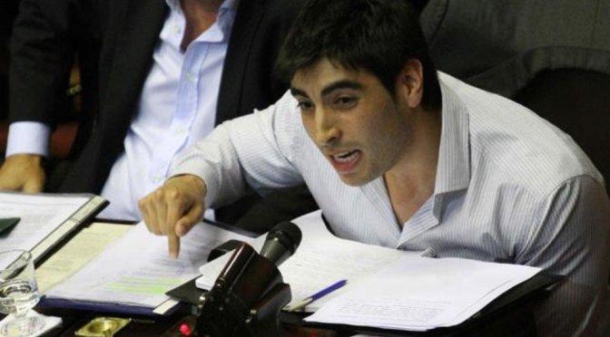 """Facundo Moyano: """"Si hay ajuste vamos a estar en la calle"""""""