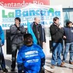 """Bancarios: alerta por """"amenaza"""" de despidos en el Banco Industrial"""