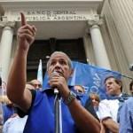 La Bancaria moviliza al Congreso contra los despidos