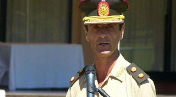 El General Yofré es el nuevo jefe para la seguridad presidencial