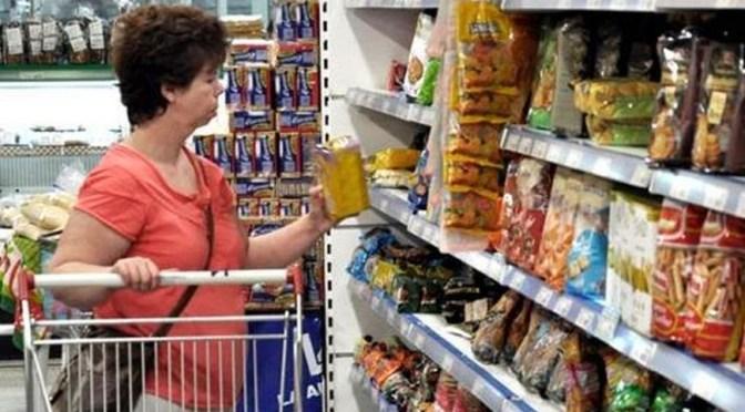 Multan por más de $8 millones a cadenas de supermercados