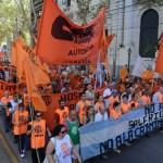 Mendoza: imputaron a tres sindicalistas por los cortes de calle del miércoles pasado