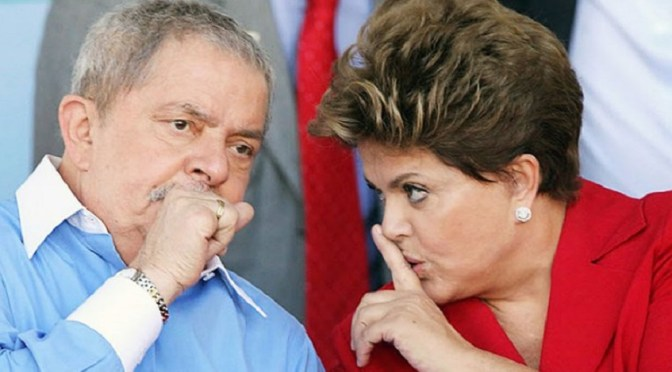 La Presidente Dilma Rousseff  se volvió a reunir con Lula da Silva