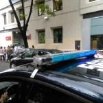 Las fuerzas de seguridad allanan C5N, el canal de noticias de Cristóbal López