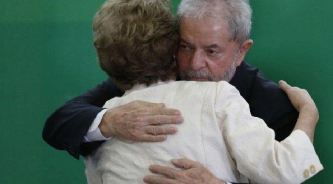 Brasil: la Justicia anuló la cautelar y Lula da Silva será Ministro de Dilma Rousseff