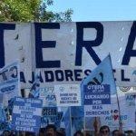 CTERA: por los conflictos provinciales va a un paro nacional