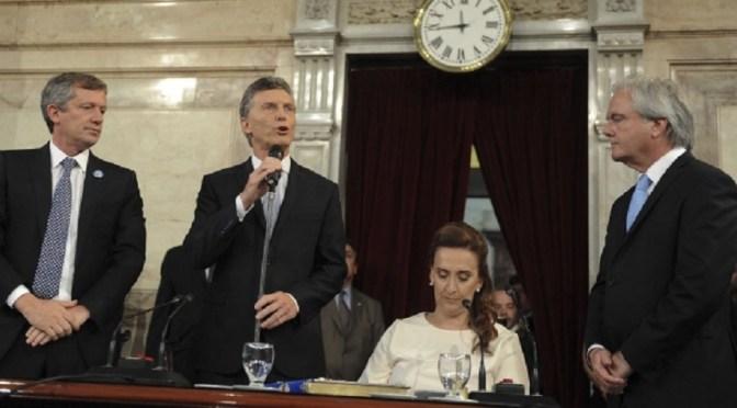 Apertura del 134º Período de Sesiones Ordinarias del Congreso Nacional