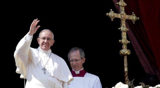 El Papa Francisco y su mensaje Pascual