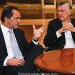 Gioja y Scioli nuevas autoridades del PJ