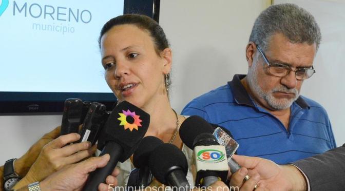 """Falsa denuncia mediática: """"ninguna falsa denuncia detendrá la transformación de Moreno"""""""