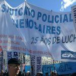 El Sindicato Policial bonaerense criticó al Ministro Ritondo
