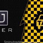 Uber: desestimó la medida cautelar y sigue funcionando