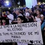 Piden la renuncia de Mauricio Macri en Plaza de Mayo