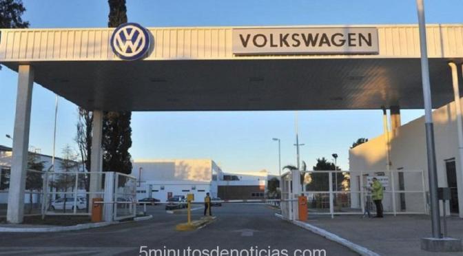 Volkswagen: plan de suspensiones para 300 empleados