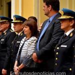 Policía Federal: firmaron el traspaso de Seguridad Metropolitana y otras dependencias a la Ciudad