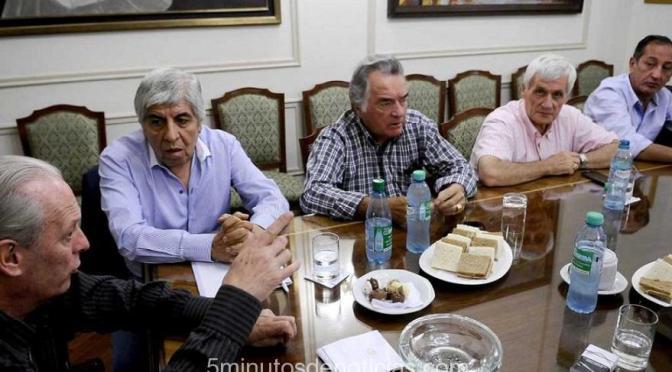 La CGT convocó un Congreso nacional el 22 de agosto para su reunificación