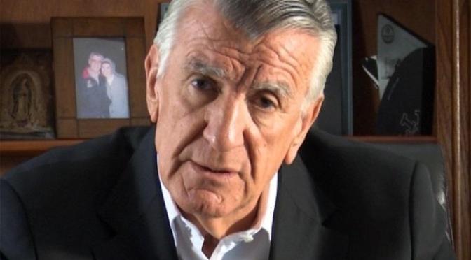 """José Luis Gioja: """"el Presidente, un provocador mal asesorado que nada hace para pacificar a los argentinos"""""""