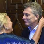Hugo Moyano doblo la apuesta y cruzo nuevamente a Elisa Carrió