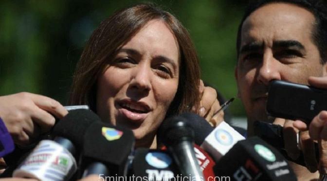 La Gobernadora Vidal presentó un plan de infraestructura y seguridad