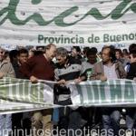 La Asociación Judicial Bonaerense va al paro por 96 horas