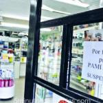 Las Farmacias suspenden el servicio de PAMI
