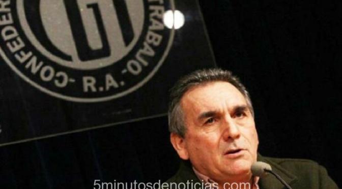 Schmid es el candidato de la CGT Azopardo para la unidad gremial