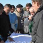 Moreno: Walter Festa y su Gabinete municipal trabajando en la calle junto a los vecinos