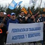 Aceiteros: huelga nacional de en defensa de los puestos de trabajo