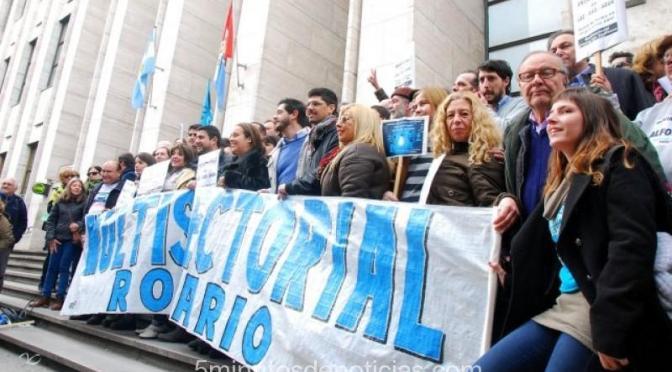 Rosario: comerciantes marcharán el lunes para protestar ante Macri