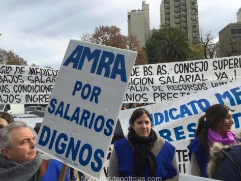 SAN FERNANDO: OTRA VEZ LA A-- USENCIA DEL ESTADO EN LA SALUD PÚBLICA