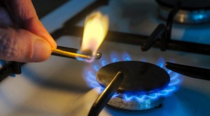 GAS: LAS NUEVAS TARIFAS ESTARÁN VIGENTES A PARTIR DE OCTUBRE