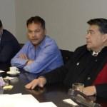Tres Intendentes acuerdan el traspaso a AySA
