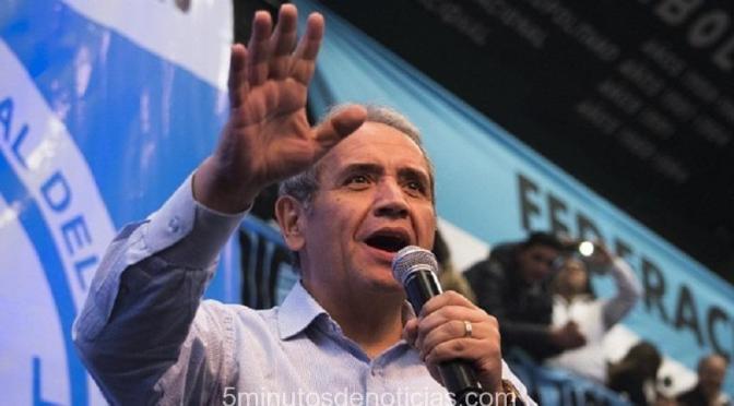 SERGIO PALAZZO MOVILIZA LA BANCARIA AL BANCO PROVINCIA CONTRA LA GESTIÓN DE CURUTCHET