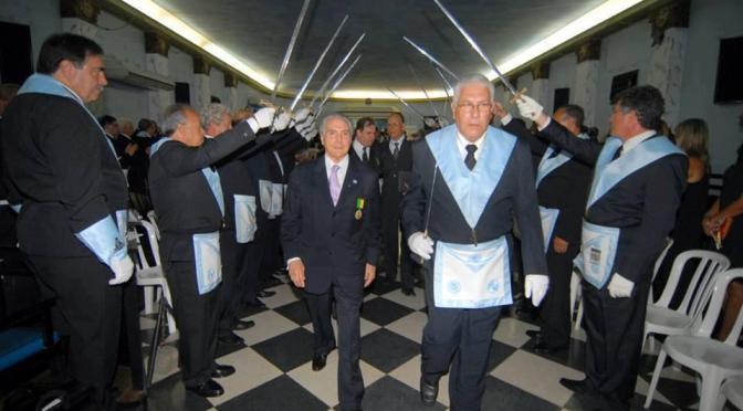 BRASIL: MICHEL TEMER ASUMIÓ LA PRESIDENCIA