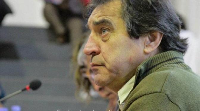 """HUGO """"CACHORRO"""" GODOY CUESTIONÓ LA FALTA DE RESPUESTAS DEL GOBIERNO"""