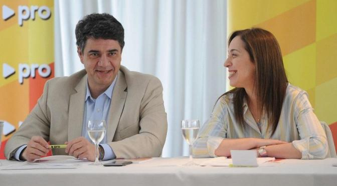 MARÍA EUGENIA VIDAL ASUMIÓ COMO PRESIDENTE DEL PRO BONAERENSE