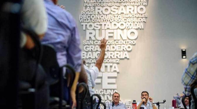 SANTA FE: MUNICIPALES PIDEN REAPERTURA DE PARITARIAS Y PARAN 48 HORAS