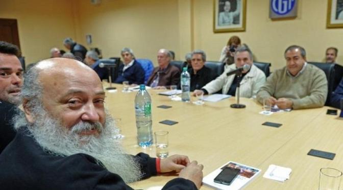 LA CGT Y LOS MOVIMIENTOS SOCIALES SE MOVILIZAN MAÑANA AL CONGRESO Y A PLAZA DE MAYO