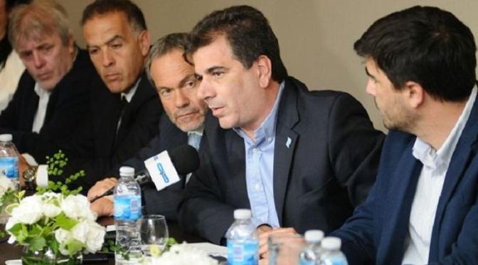 """BUENOS AIRES: LANZAN """"MESA INTERINSTITUCIONAL CONTRA EL NARCOTRÁFICO"""""""