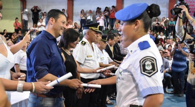 MERLO TIENE SU POLICÍA LOCAL