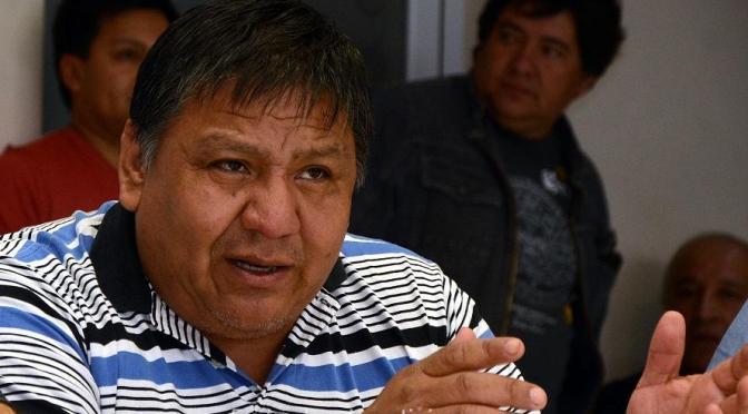 PETROLEROS PASARN FIN DE AÑO ACAMPANDO FRENTE A SP