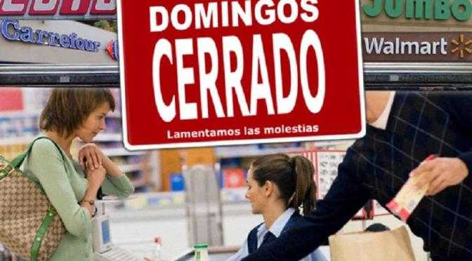 ROSARIO: DECLARAN INCONSTITUCIONAL EL DESCANSO DOMINICAL
